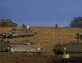 قاعدة عسكرية إسرائيلية - أرشيفية