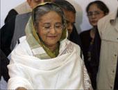 رئيسة وزراء بنجلادش الشيخة حسينة