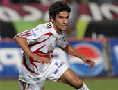حسين ياسر المحمدى لاعب الزمالك