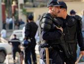 عناصر من الشرطة الجزائرية
