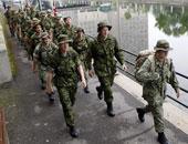 القوات الكندية ـ صورة أرشيفية