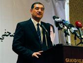 الفريق حسام خير الله رئيس حركة مصر 2050