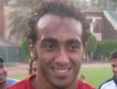 وائل إسماعيل لاعب الداخلية