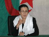 """لويزة حنون الأمينة العامة لحزب """"العمال"""" الجزائرى"""