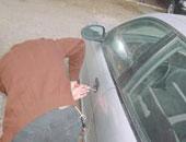 سرقة سيارات - ارشيفية