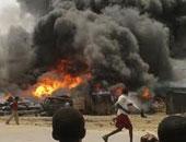 انفجار فى الصومال - صورة أرشيفية