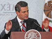الرئيس المكسيكى إنريكى بينيتا نيييتو