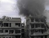 الحرب فى سوريا - صورة أرشيفية