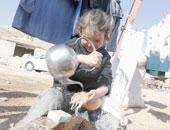 لاجئوا سوريا - صورة أرشيفية