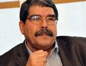 القيادى الكردى السورى صالح مسلم