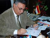 اللواء محمود عتيق محافظ ســوهاج