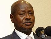 رئيس أوغندا يورى موسفينى
