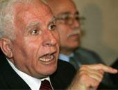 عزام الأحمد عضو اللجنة المركزية بحركة فتح