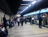 مترو الأنفاق-أرشيفية