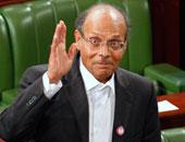 منصف المرزوقى الرئيس التونسى