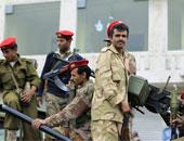 الجيش اليمنى -أرشيفية