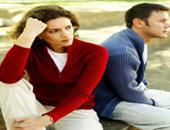 خلافات زوجية - صورة أرشيفية