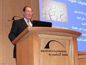 الدكتور محمود أبو زيد وزير الموارد المائية والرى الأسبق