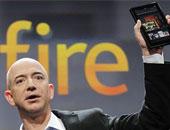 """جيف بيزوس رئيس شركة التجارة الإلكترونية """"أمازون"""""""