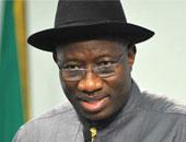 جودلاك جوناثان الرئيس النيجيرى
