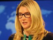 مارى هارف المتحدثة باسم وزارة الخارجية الأمريكية