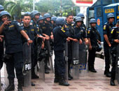 عناصر من شرطة فنزويلا
