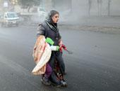 """قصف سوريا """"أرشيفية"""""""