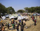 لاجئى دولة جنوب السودان _ أرشيفية