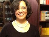 الكاتبة مى التلمسانى