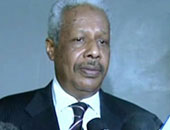 وزير المالية السودانى بدر الدين محمود