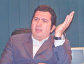 عمر بلبع رئيس شعبة السيارات بغرفة الجيزة