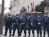 الشرطة الصربية ـ صورة أرشيفية