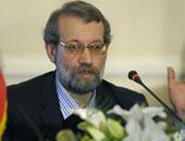 رئيس مجلس الشورى الإيرانى على لاريجانى