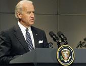 نائب الرئيس الأمريكى جو بايدن