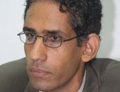 طارق تهامى سكرتير مساعد حزب الوفد المصرى