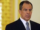 سيرجى لافروف وزير خارجية روسيا