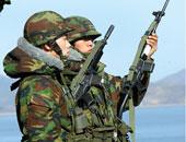 الجيش الكورى الشمالى ـ صورة أرشيفية