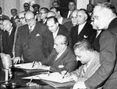 الوحدة بين مصر وسوريا