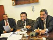 الدكتور مصطفى حسين وزير البيئة الأسبق