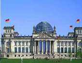 البرلمان الألمانى _أرشيفية