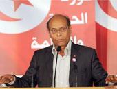 الرئيس التونسى منصف المرزوقى