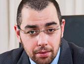 الدكتور محمد فؤاد أستاذ الإدارة بجامعة أكتوبر للعلوم والأداب