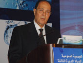 د. محمود أبو زيد رئيس المجلس العربى للمياه