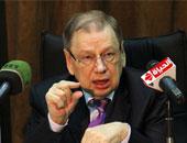 السفير الروسى فى القاهرة سيرجى كيربيتشينكوا