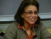 الدكتورة هالة شكر الله رئيسة حزب الدستور