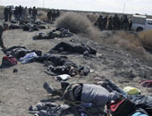 جانب من المجازر فى سوريا