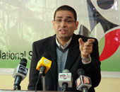 محمد أبو حامد البرلمانى السابق