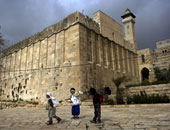 الحرم الإبراهيمى ـ صورة أرشيفية