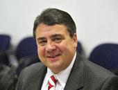 وزير الاقتصاد الألمانى زيجمار جابريل