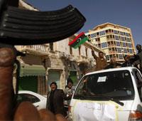 أحداث ليبيا